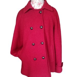 Linea by Louis Del' Olio Red Coat